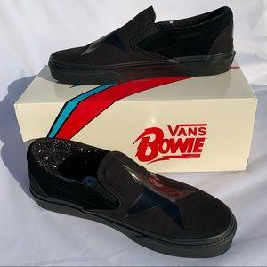 Vans David Bowie Classic Slip-on (BLACKSTAR)